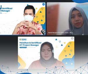Pelatihan dan Sertifikasi ICT Project Manager