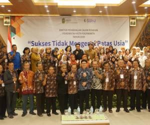 Pembekalan Calon Pensiun Pemerintah Kota Yogyakarta