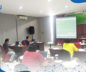 Pelatihan Mobile Programming with Flutter UIN Mataram
