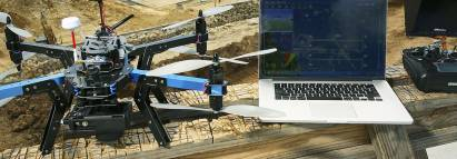 Digital Mapping With Drone
