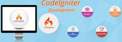 Web Application Framework with Codelgniter